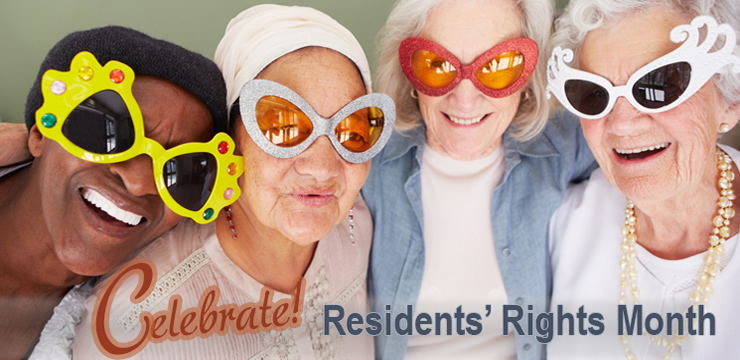 Celebrate Residents Rights Month