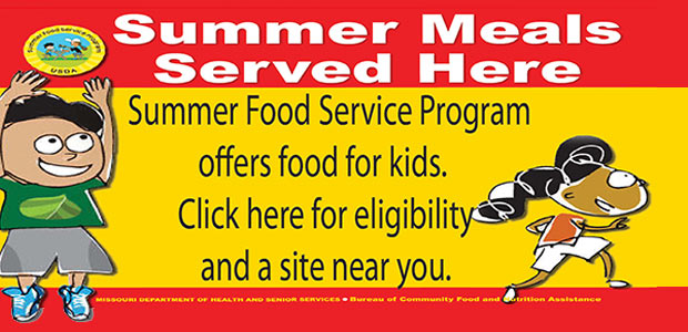 Summer food service program offers food for kids. click here for eligibility and a site near you.