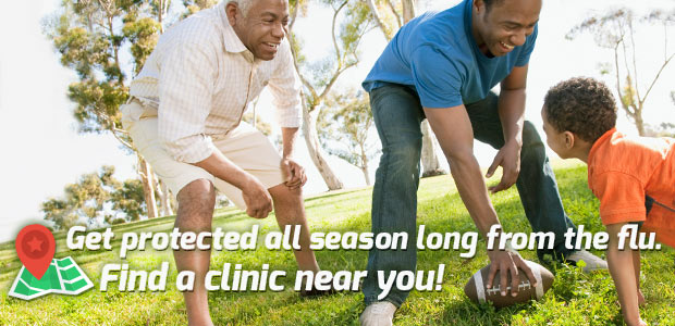 Flu Clinic Locator