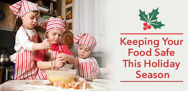 Food Safety: photo of kids cooking