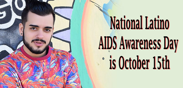 Latino AIDS Awareness - photo of a man