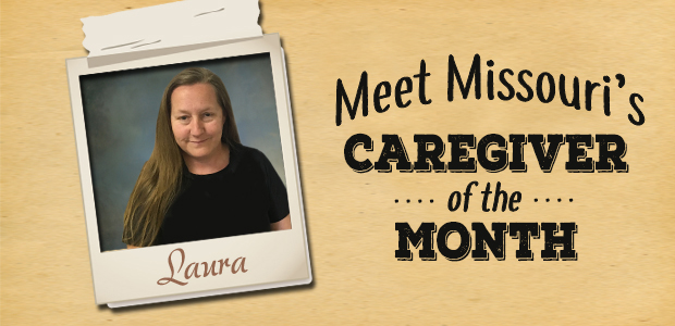 Meet Missouri's Caregiver of the Month