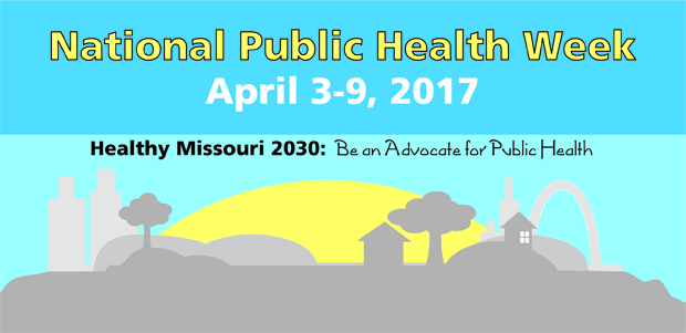 national public health week April 3-7, 2017