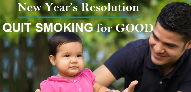New Year's Resolution - Quit Smoking for Good