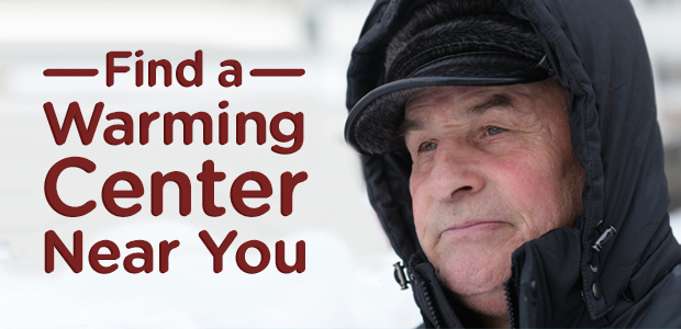 Find a warming center