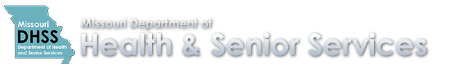 Missouri Department of Health & Senior Services Logo