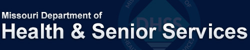 Missouri Department of Health and Senior Services Logo