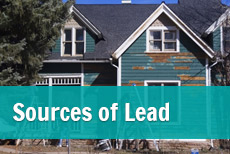 Sources of Lead Poisoning