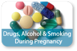 drugs, alcohol, smoking during pregnancy