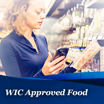 WIC Approved Food