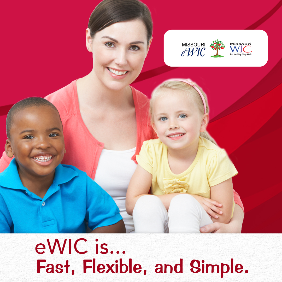 eWIC is Fast, Flexible, and Simple