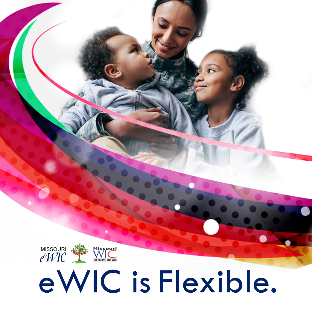 eWIC is Flexible