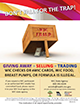 Don't Fall for the Trap! Preventing Fraud Poster-406