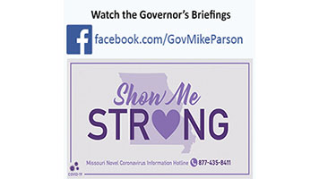 Governor Parson's Latest Videos