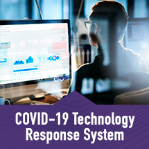 COVID-19 Technology Response System