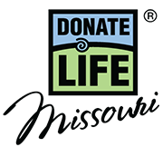 Missouri Donate Life logo