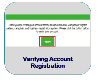 Verifying Account Information